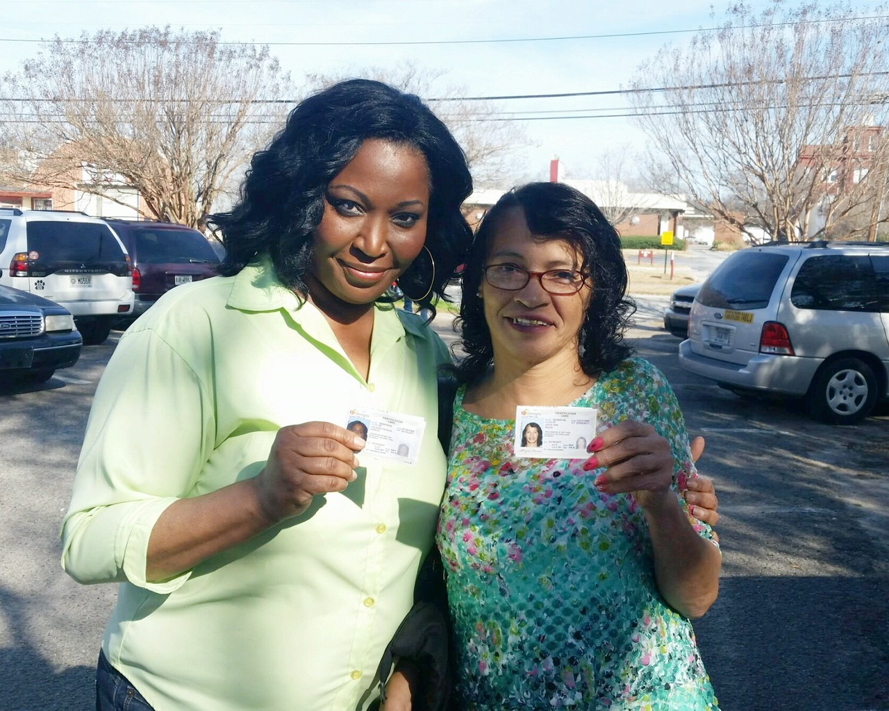 - Without a photo ID, a person cannot find work, apply for housing or social assistance, visit a relative in jail, vote, or even get into some shelters. GAP volunteers transport clients to the Department of Driver's Services each Thursday to obtain photo ID's, and pay their fees. An average of 25 clients per month are provided with a photo ID.