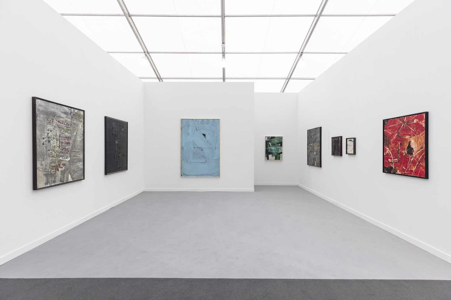 FRIEZE ART FAIR New York 2019にて、須田剋太作品を展示いたしました。  https://frieze.com/fairs/frieze-new-york  Booth: S16