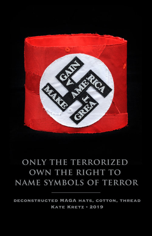 Only The Terrorized Own The Right To Name Symbols Of Terror