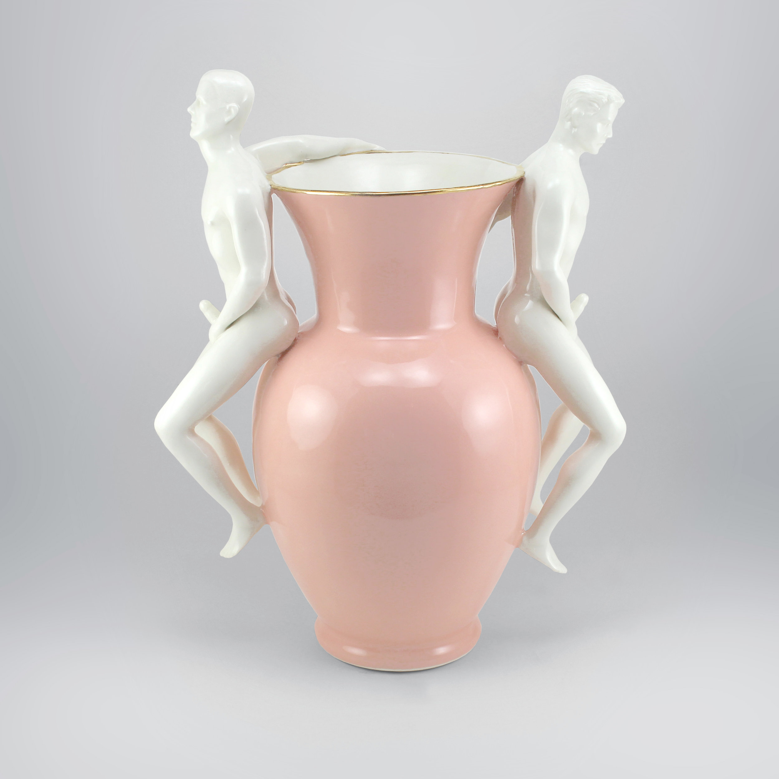 Pansy Ass Vase