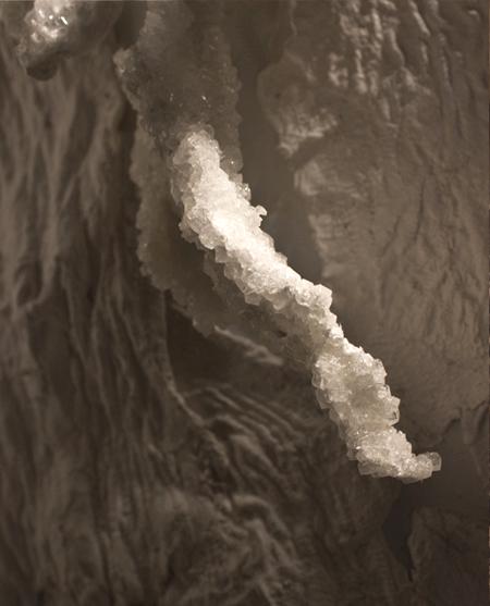 Marina-Fridman-crystal-installation-detail