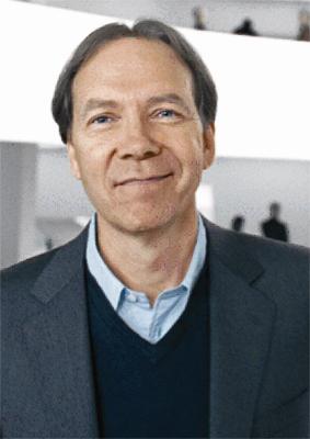 Dan Hesse smile