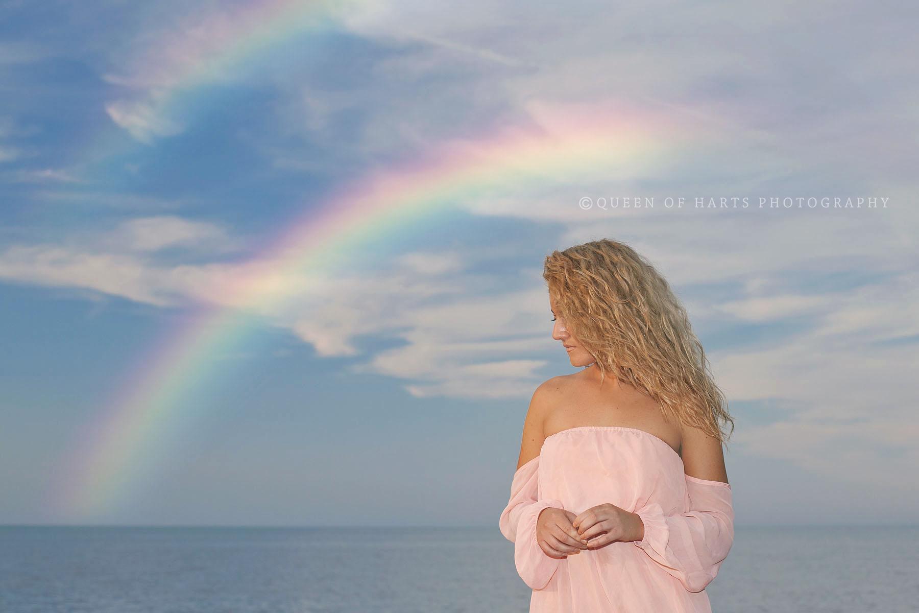 double rainbow overlay