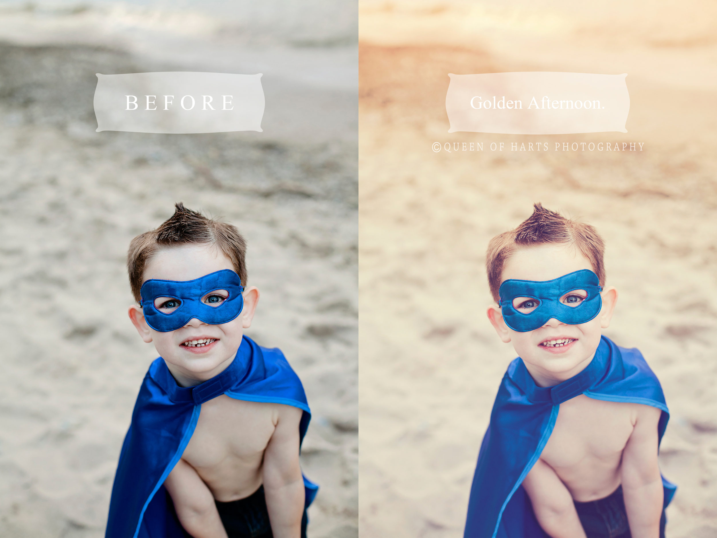 sunset Photoshop actions greater paint