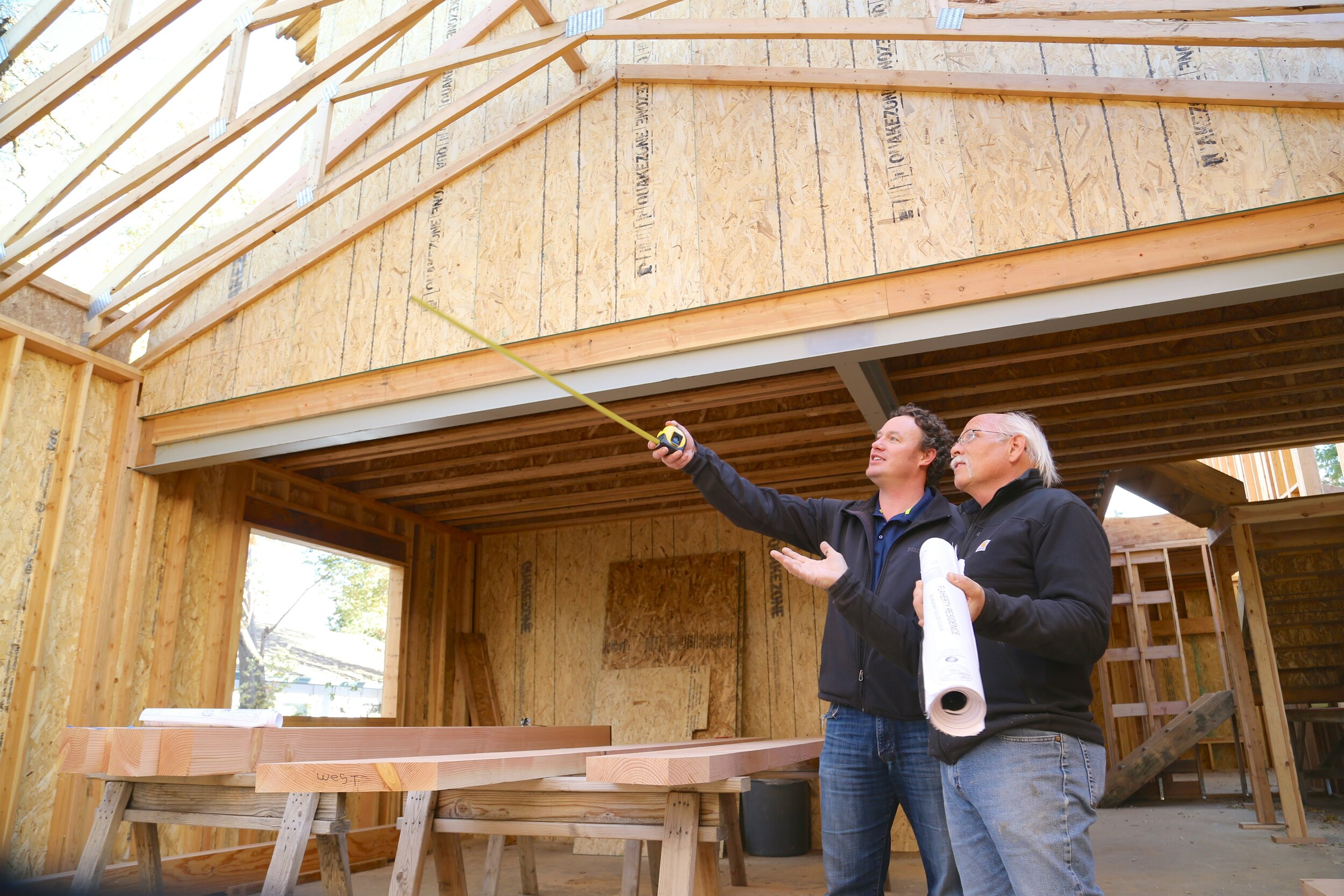 Brandon and Tim with wood roof2.jpg