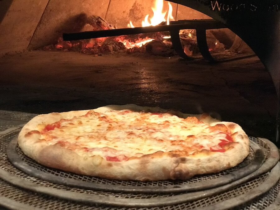 Woodfired Cheese Pizza