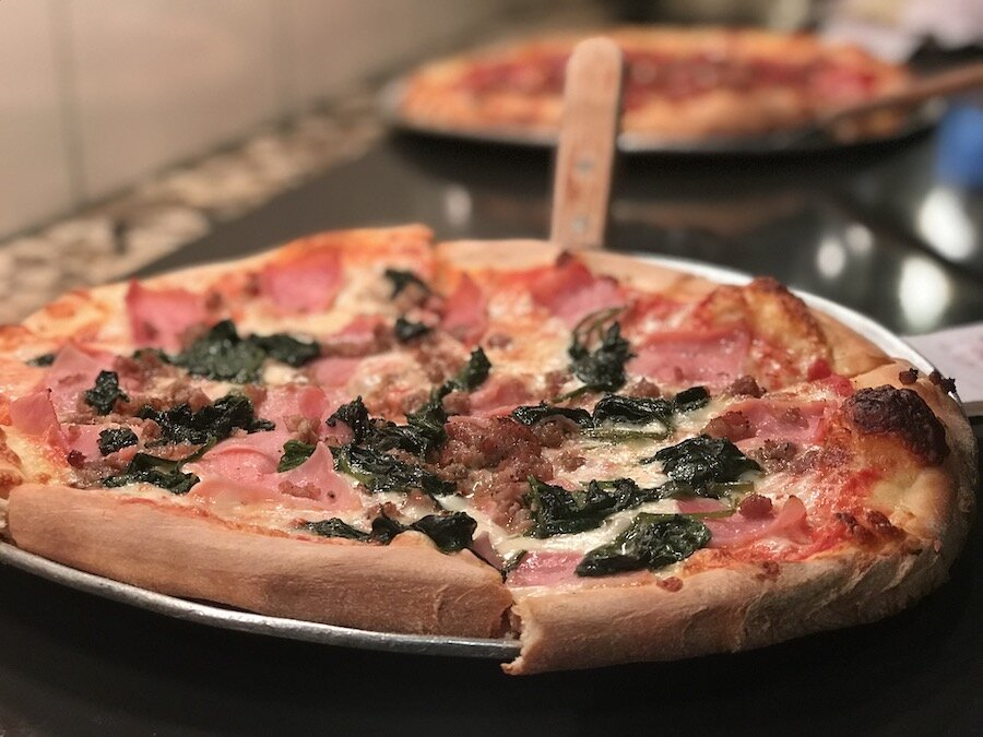 Made on Demand Pizzas