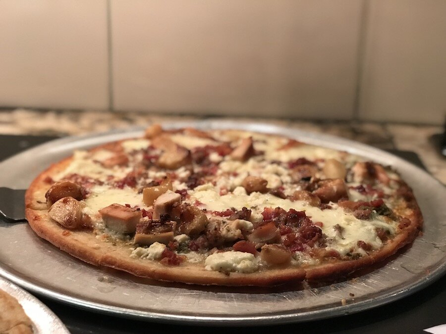 Build-Your-Own Pizzas