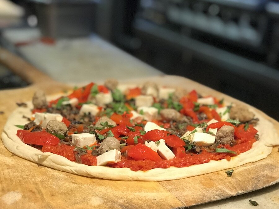 Pizzas Made-From-Scratch