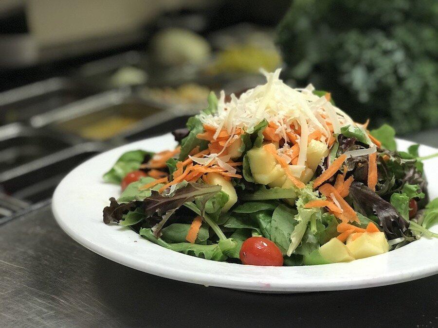 Fresh Garden Salads