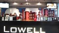LOWELL'S VISITOR CENTERS