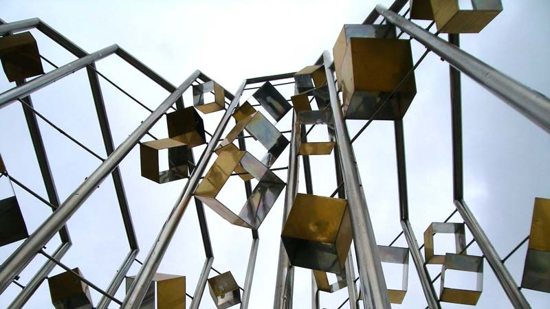 """Pawtucket Prism"" by Michio Ihara (1989)"