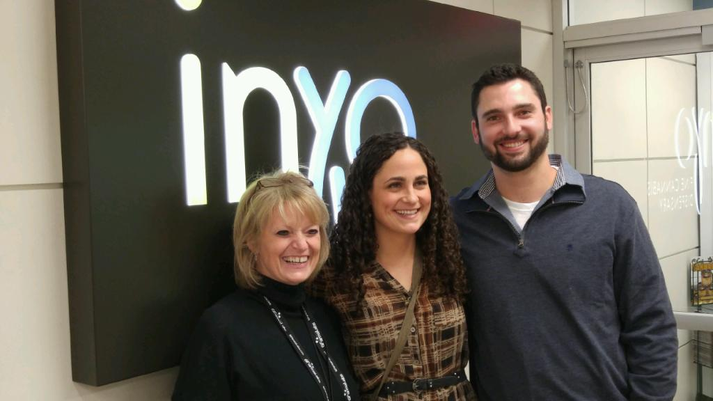 Alaska clients visiting Inyo Fine Cannabis Dispensary