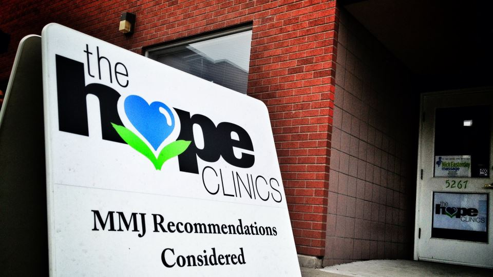 The Hope Clinics, established 2011
