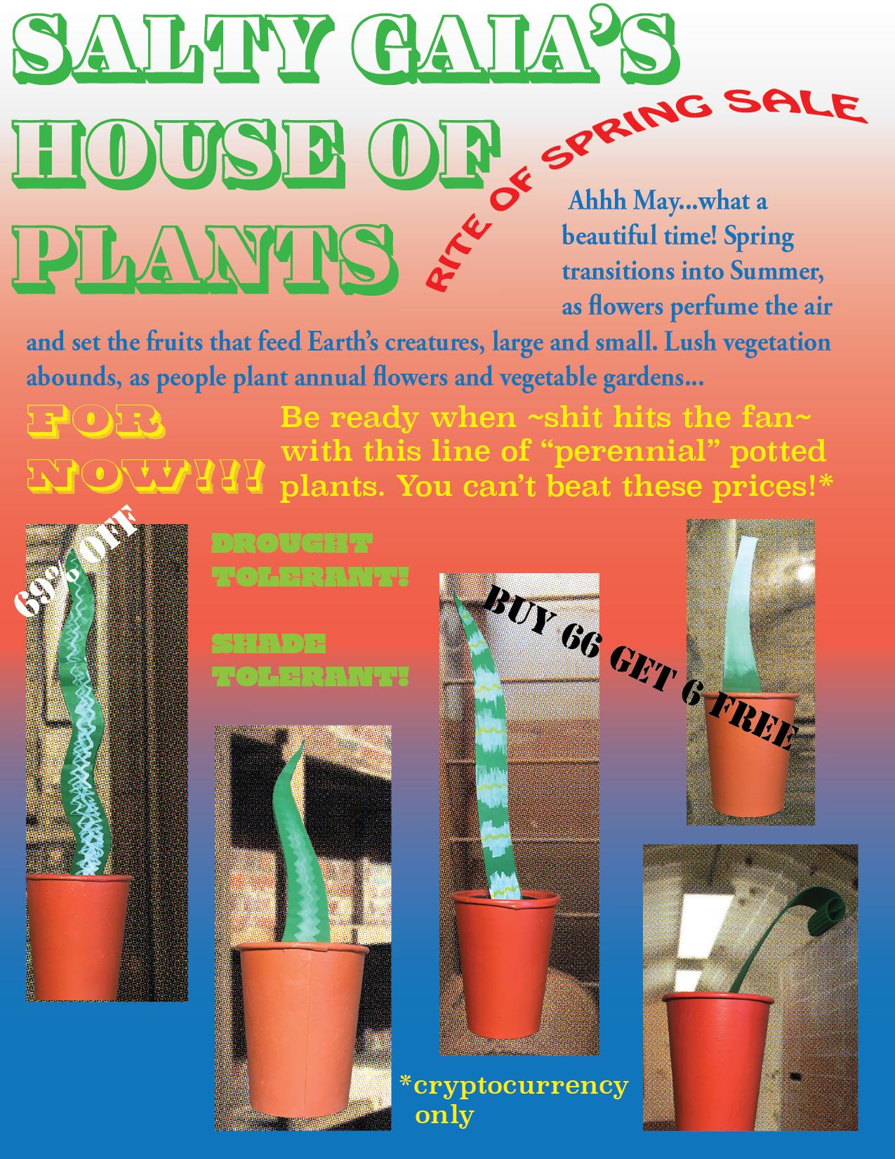 The Prepper's Plant Sale