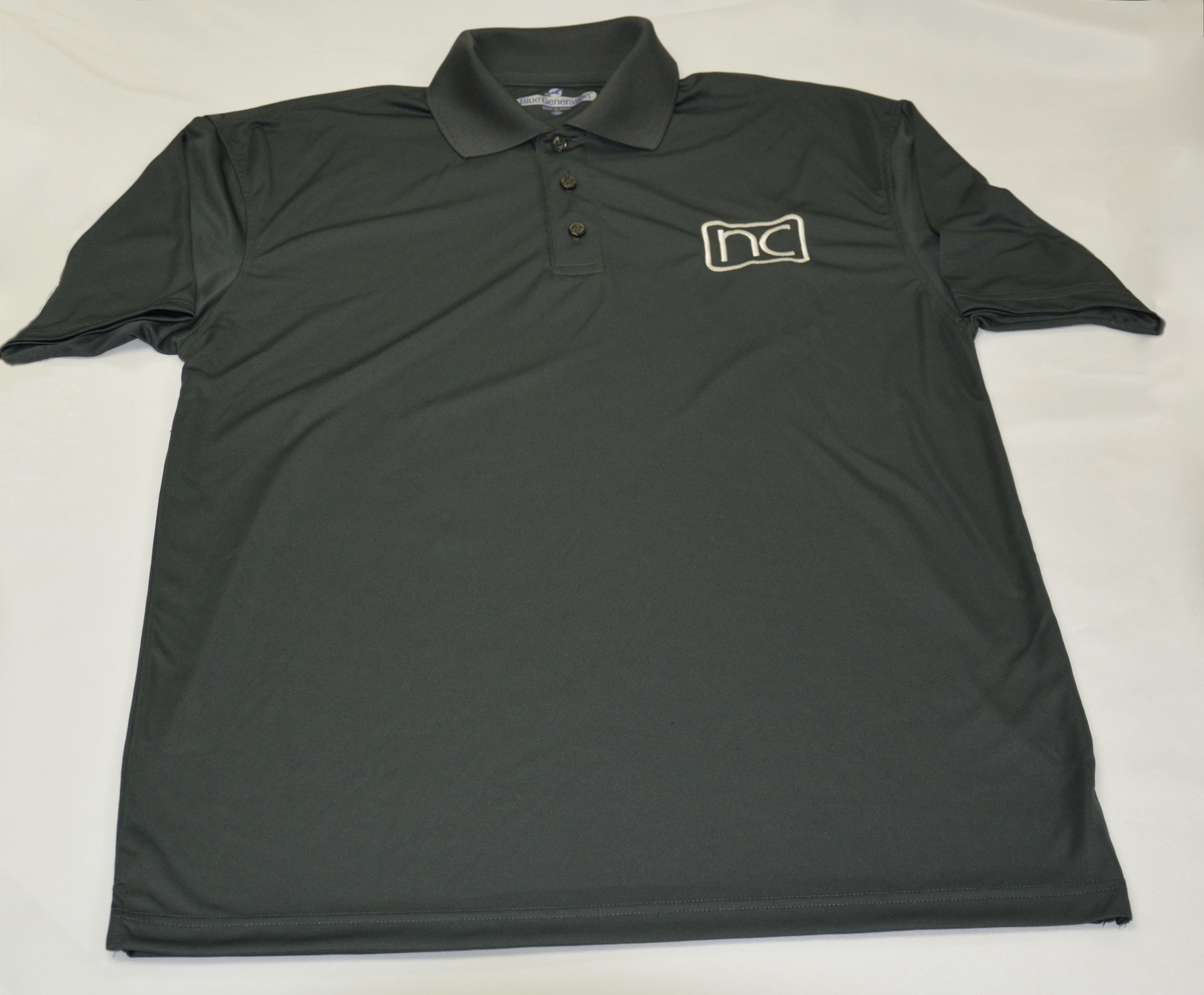 Men's Grey Polo Shirts in sizes S - XXXL