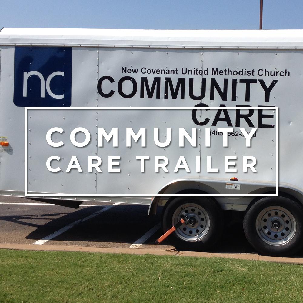 Community Care Trailer