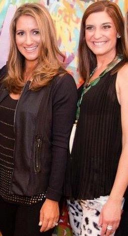 Rebecca Baglio and Andrea Romeo