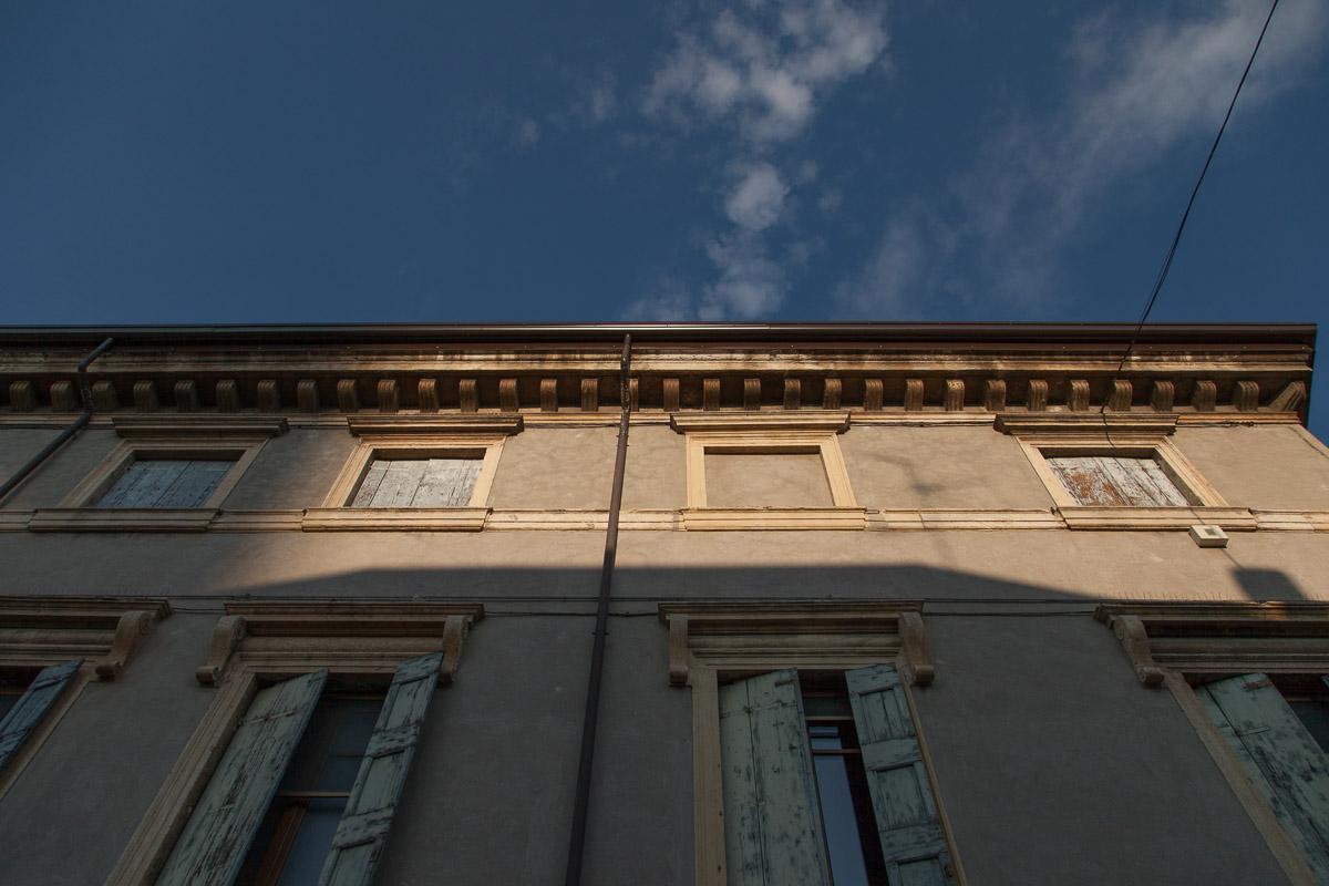 Ristrutturazione di un palazzo storico a Verona