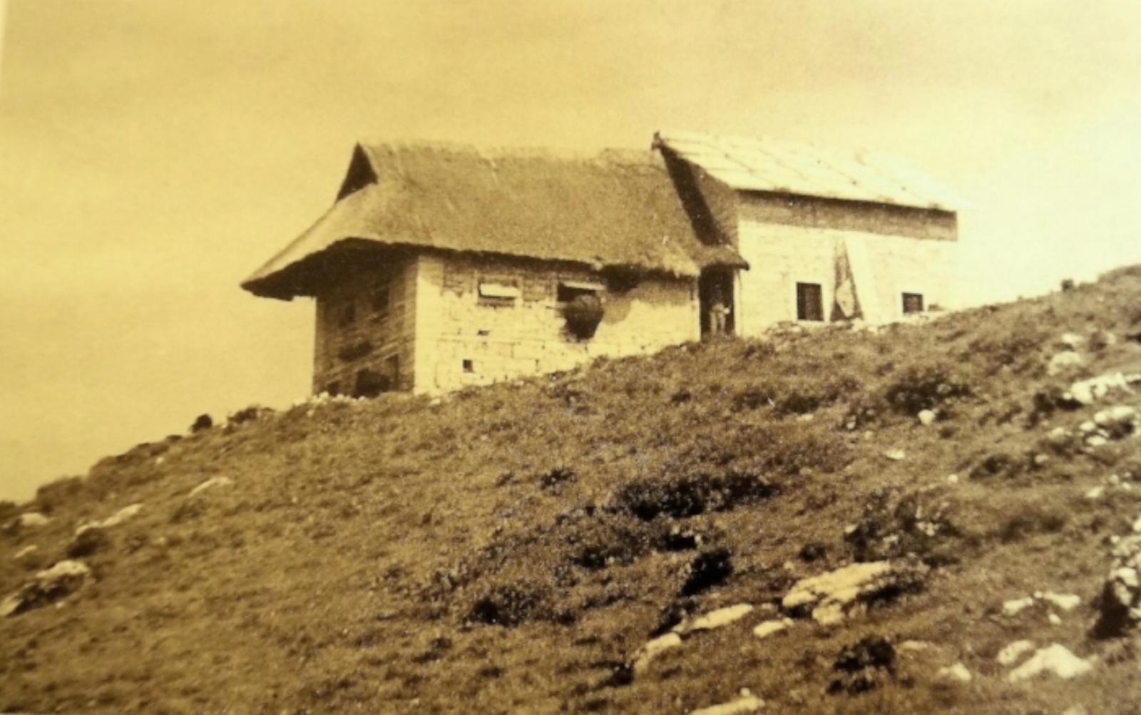 Baito Malera di Sotto 1941