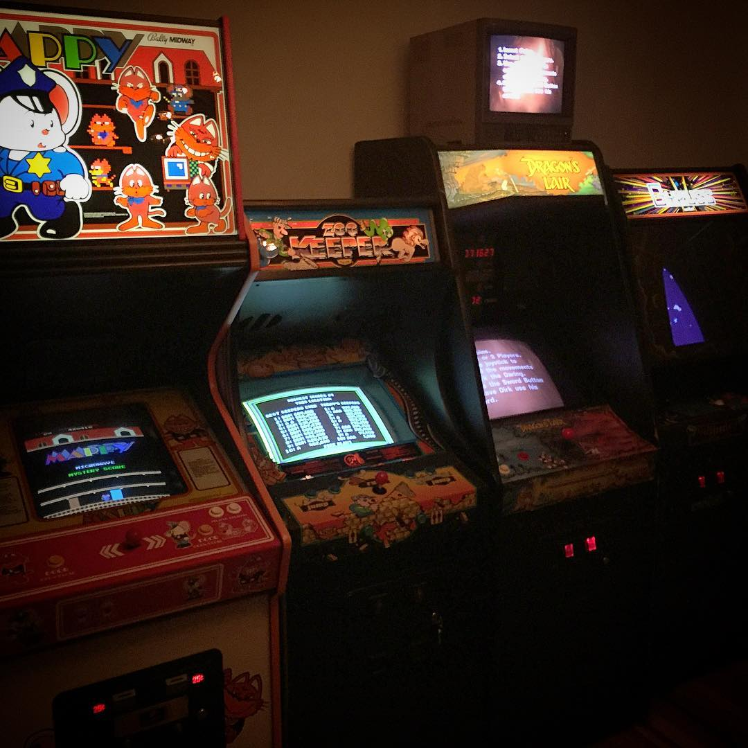 Sputnik Arcade Station new line-up!