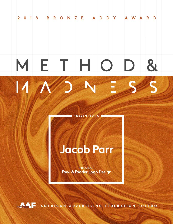 Method and Madness Award