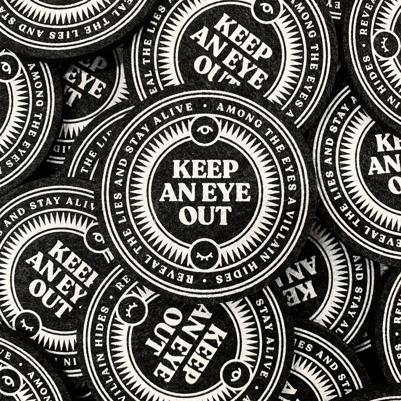 Keep an Eye Out: Felt