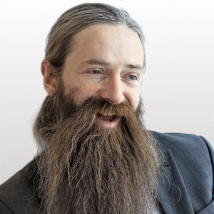 Dr. Aubrey De Grey.