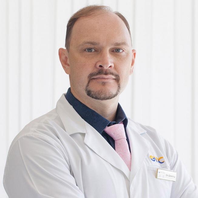 Dr. Dmytro Klokol - Stellar Biomolecular Research