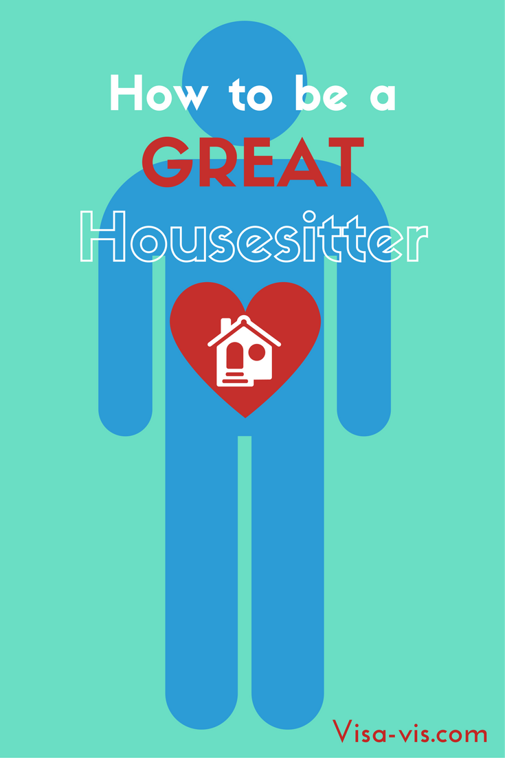 How To Be a Great Housesit