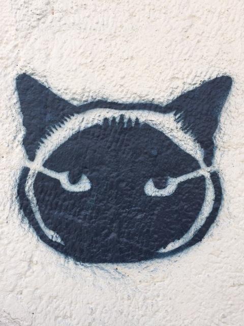 Street Art Tel Aviv (meow)
