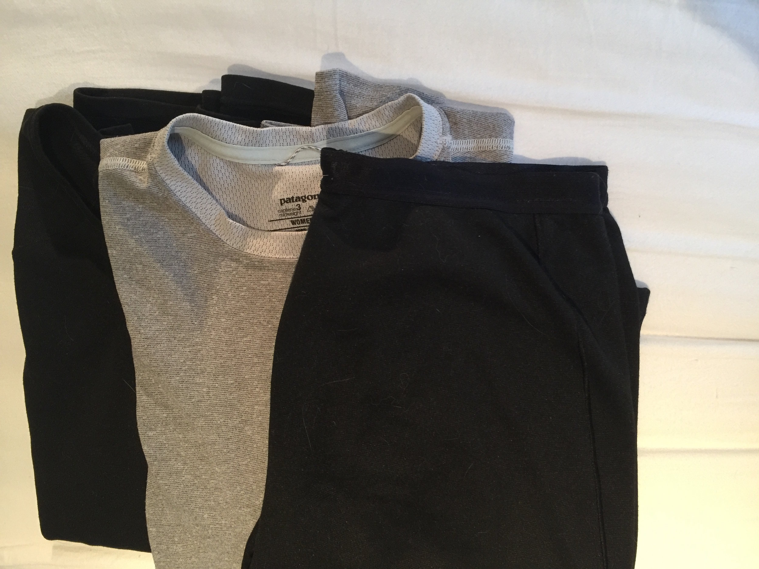 Travel Essentials - Thermals