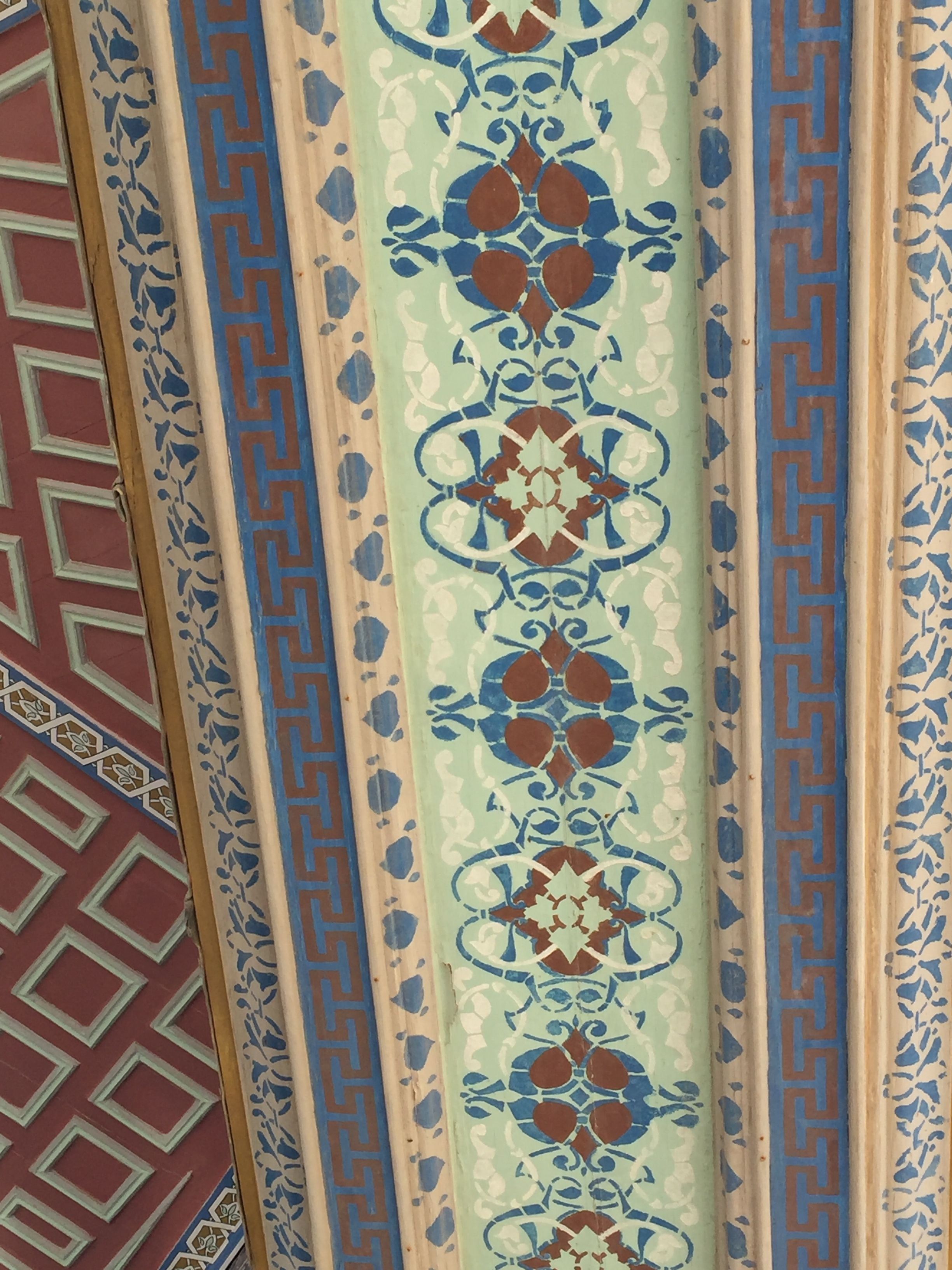 Tile Detail - Dome of the Rock