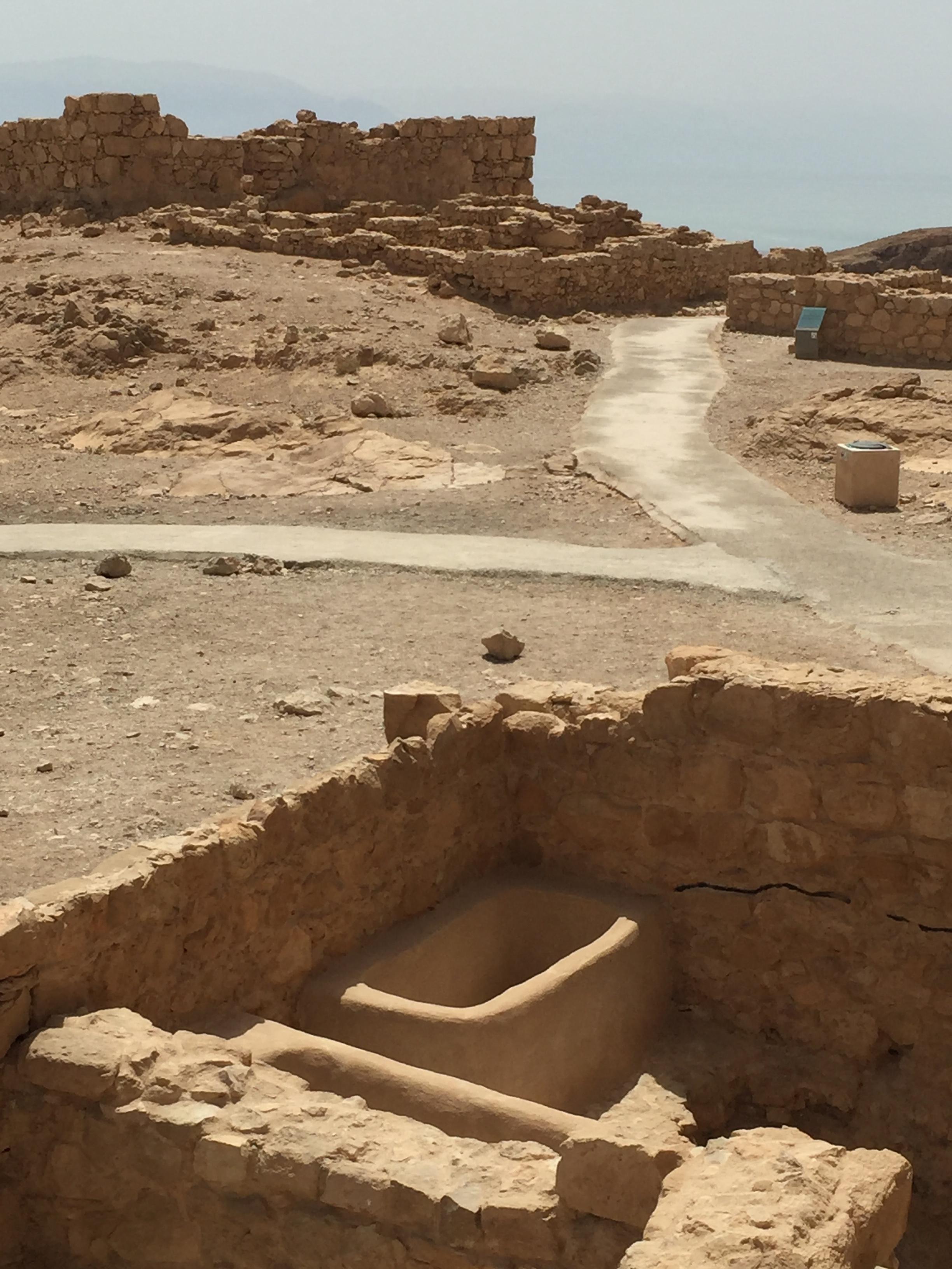 7 Israeli National Parks in 7 Days: Masada
