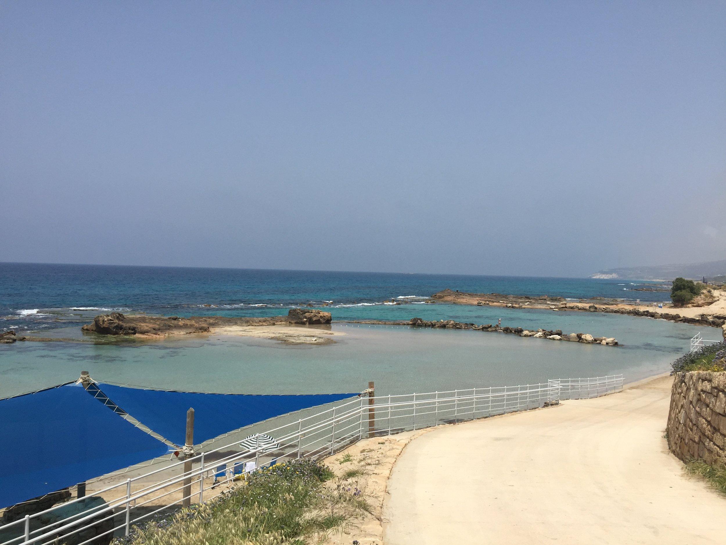 7 Israeli National Parks in 7 Days Achziv