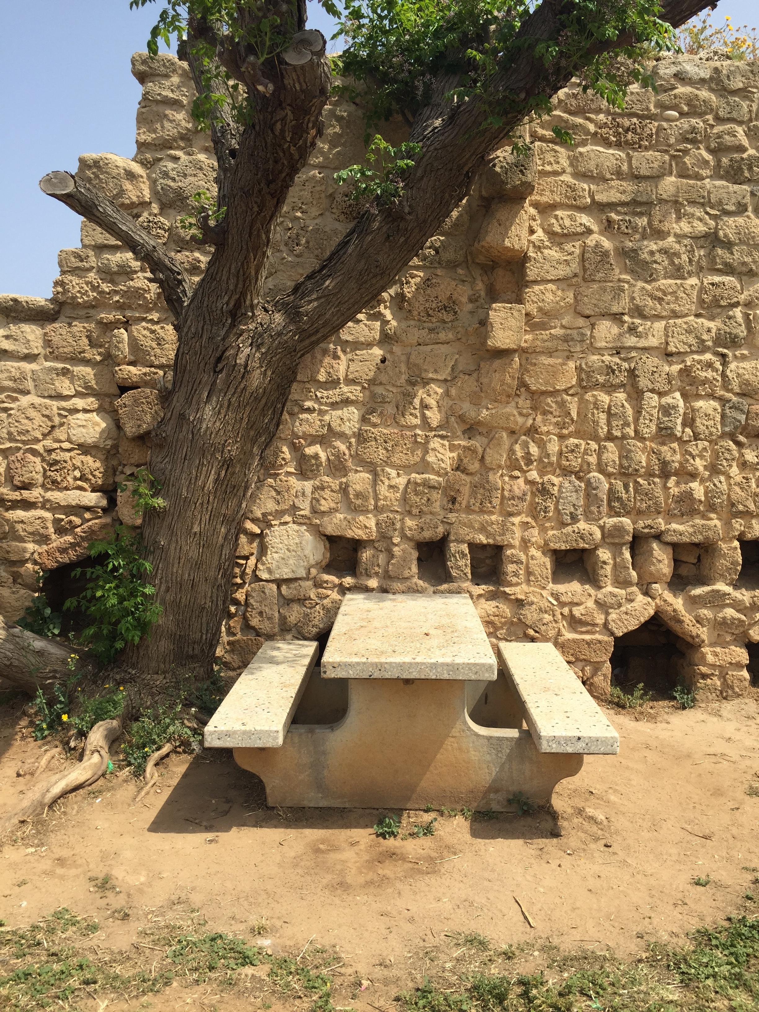 7 Israeli National Parks in 7 Days Achziv.JPG