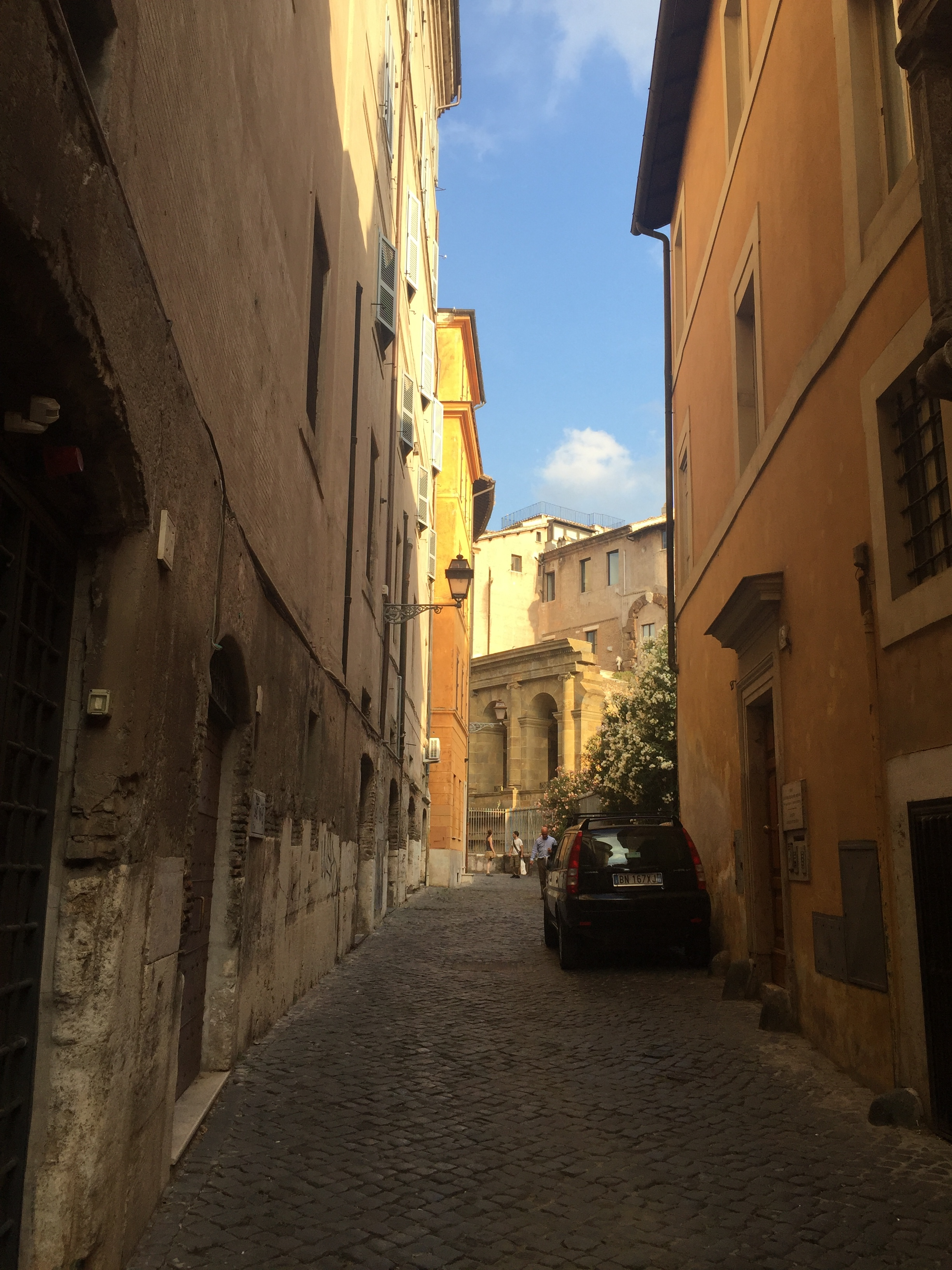 Eating Italy Food Tour Rome: Your classroom