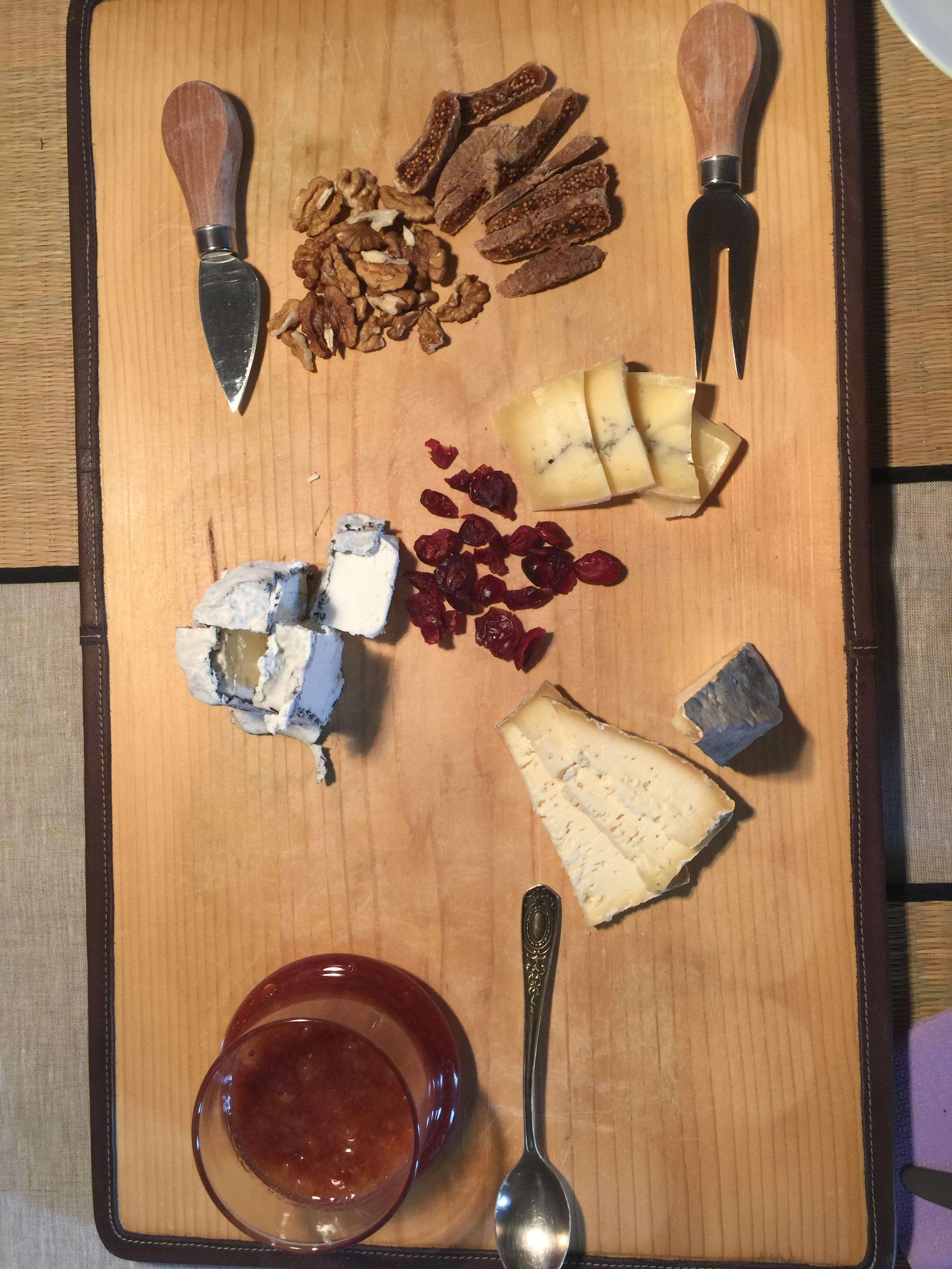 The gorgeous cheeses of Phoka Monastery
