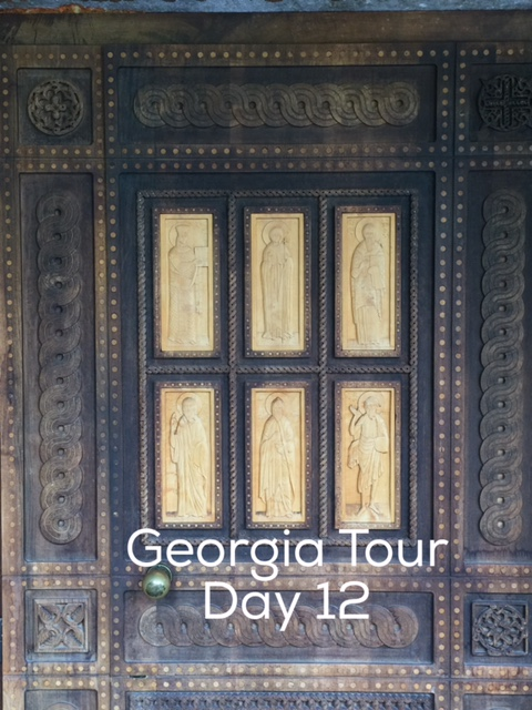 Day 12 Georgia Tour with Living Roots