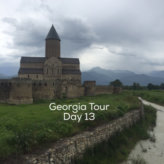 Day 13 Georgia Tour with Living Roots