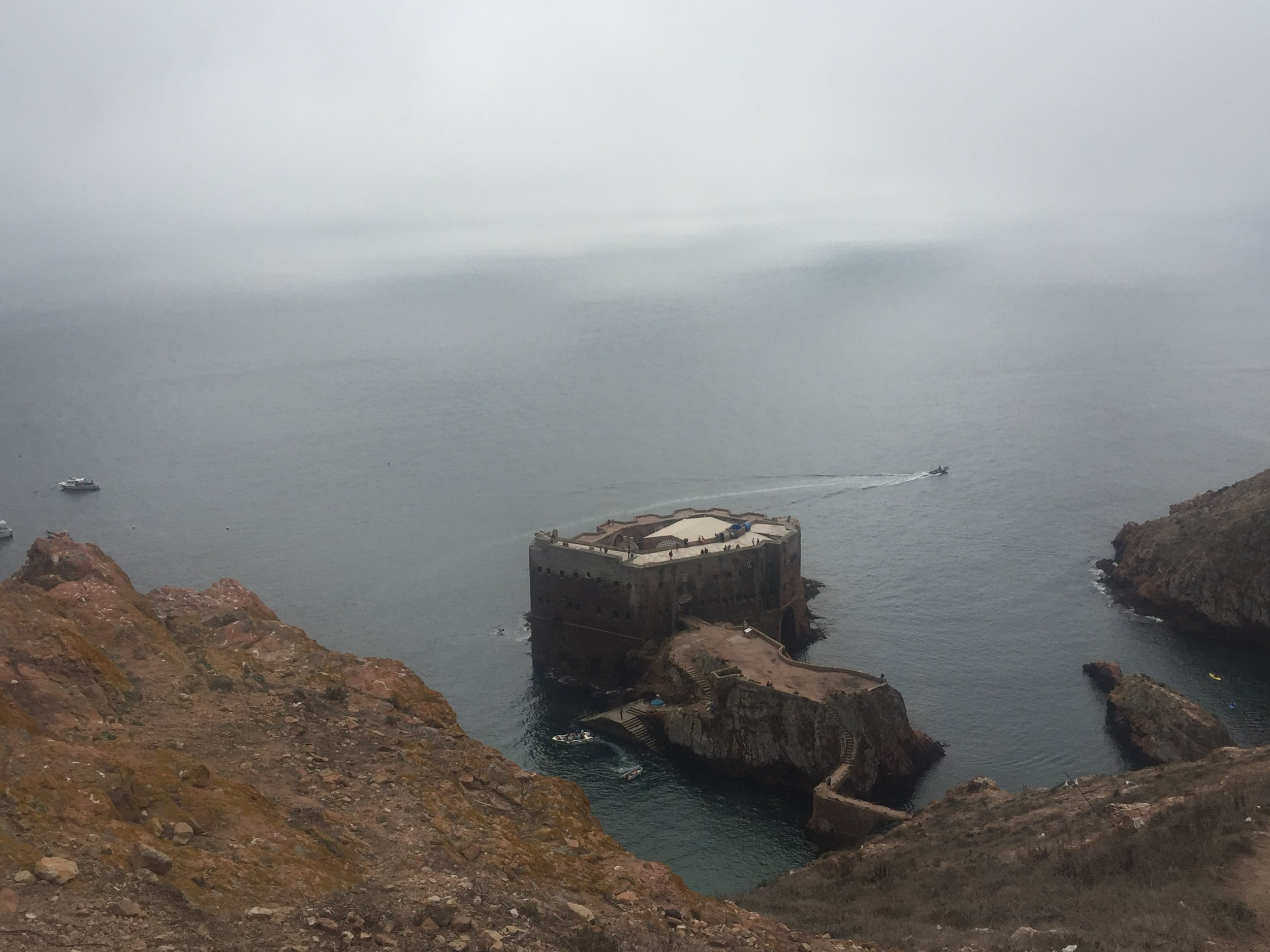 The Fortress of Berlenga