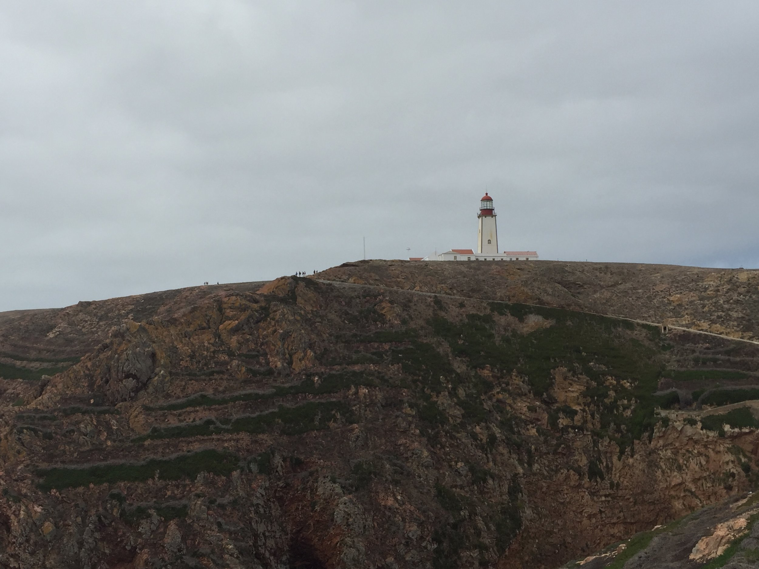 Berlenga Island Lighthouse