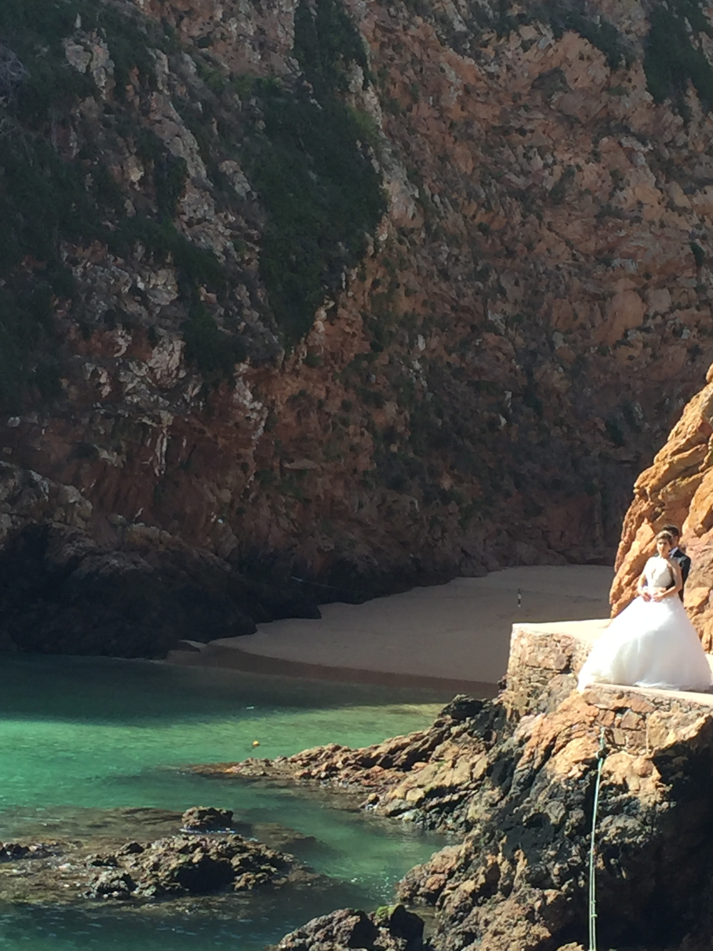 The Bride of Berlenga Island