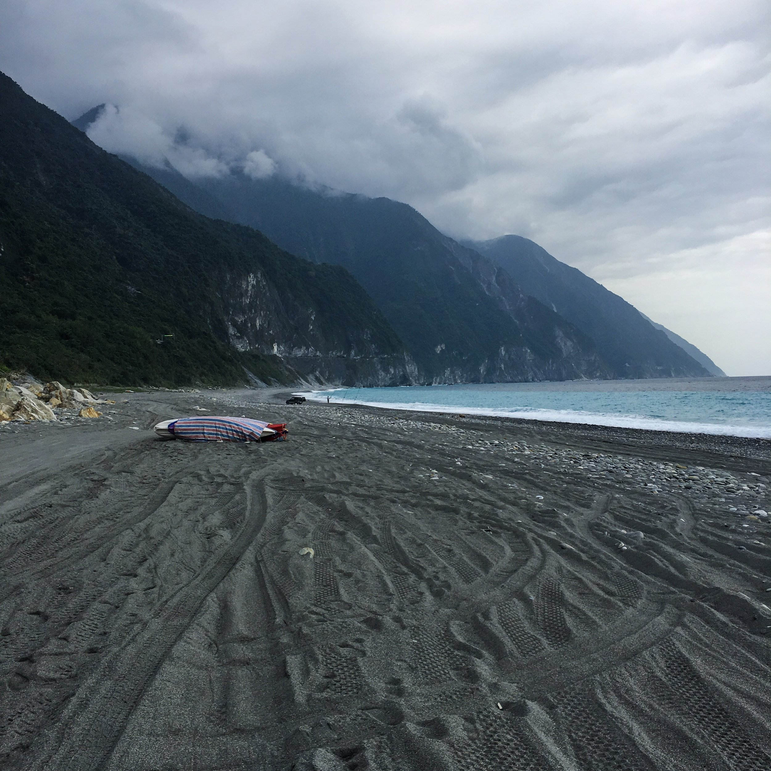 Weekly Travel Highlight: Ch'ing-shui Cliff, Hualien, Taiwan