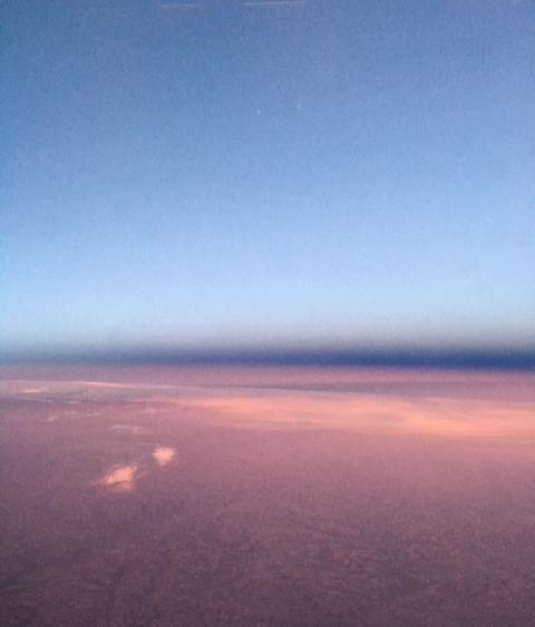 Rothko Sunset Sky