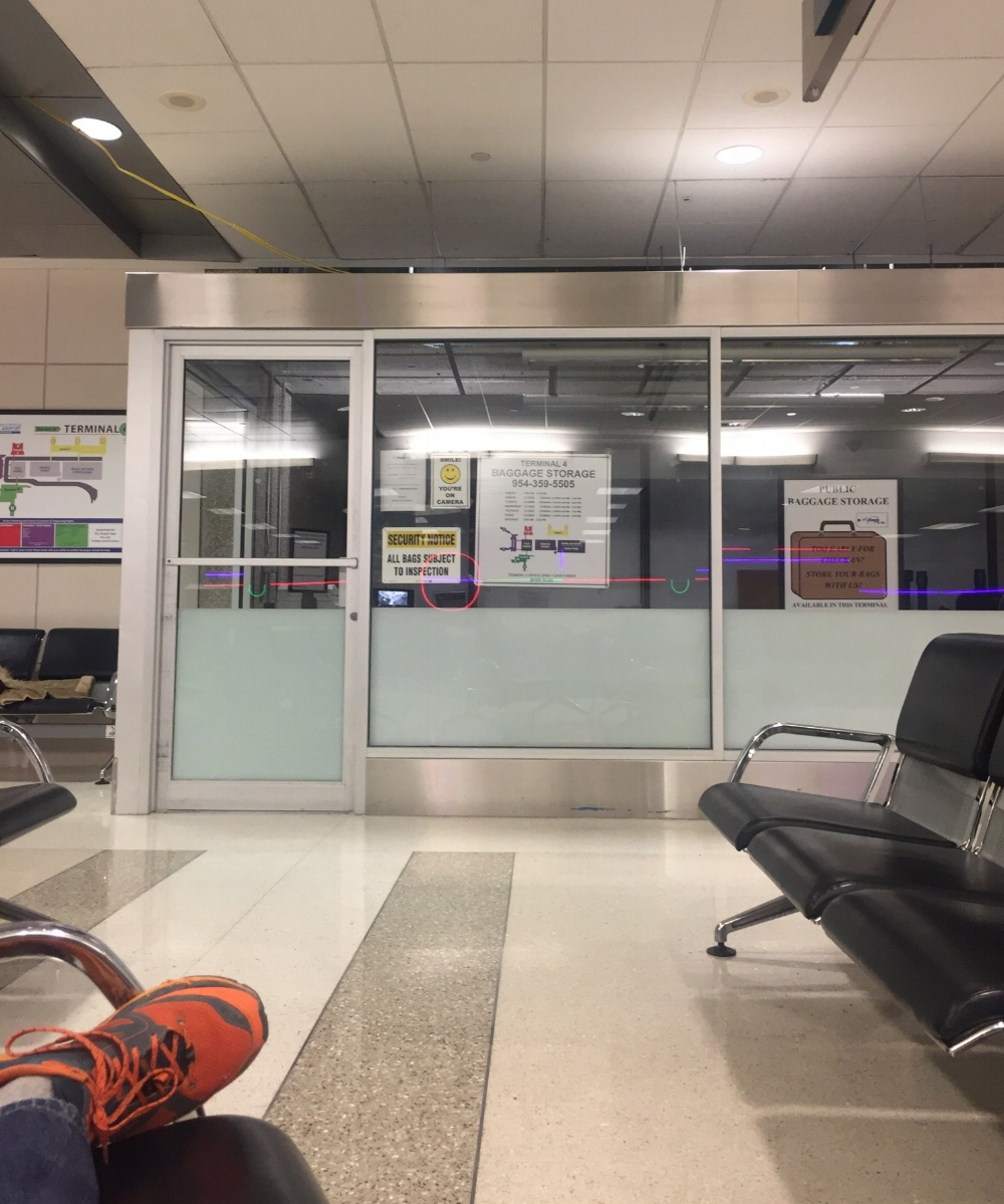 Fort Lauderdale Airport: Masters of Ambiance
