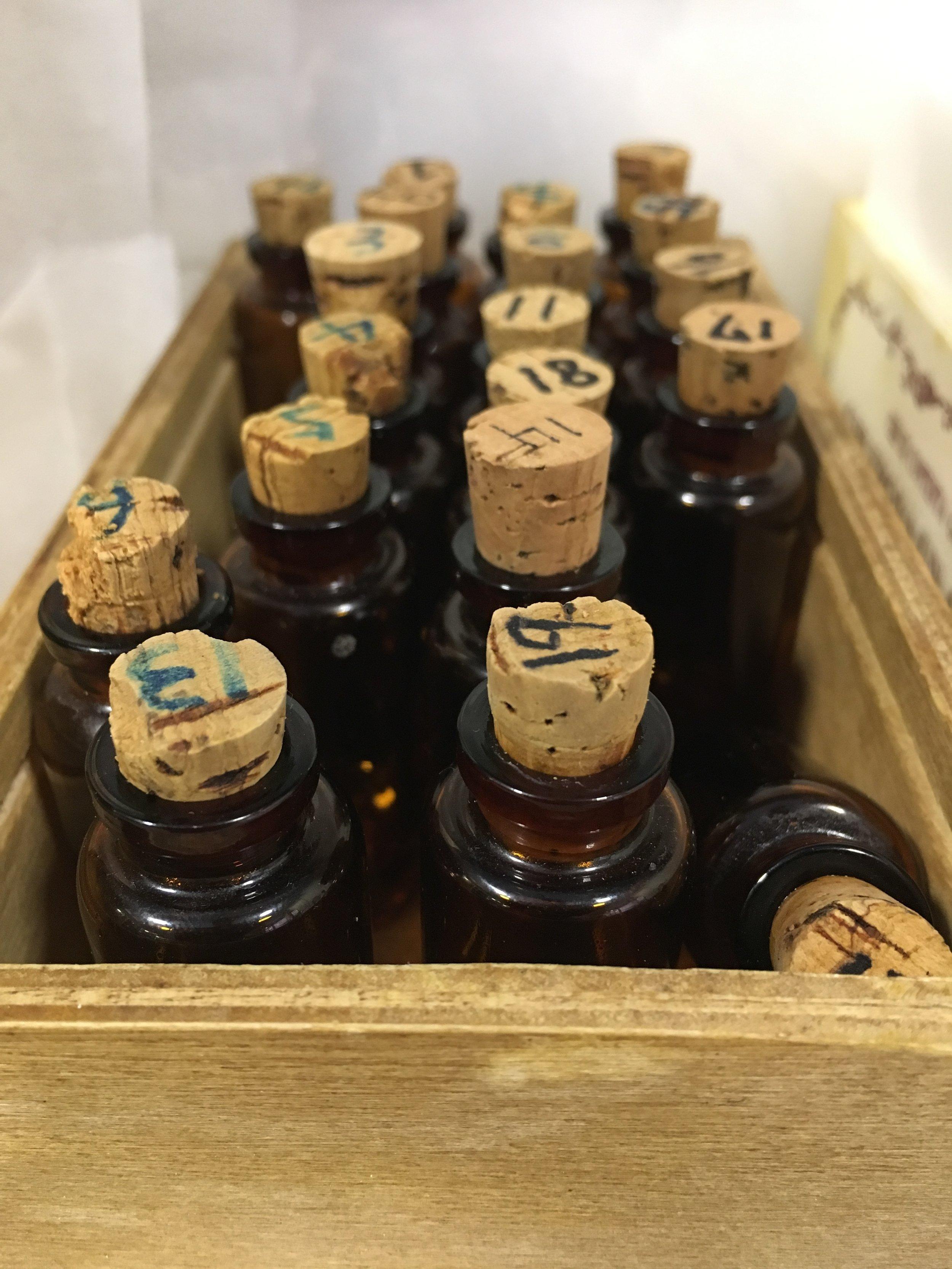 Essential Oils at Uni Jun