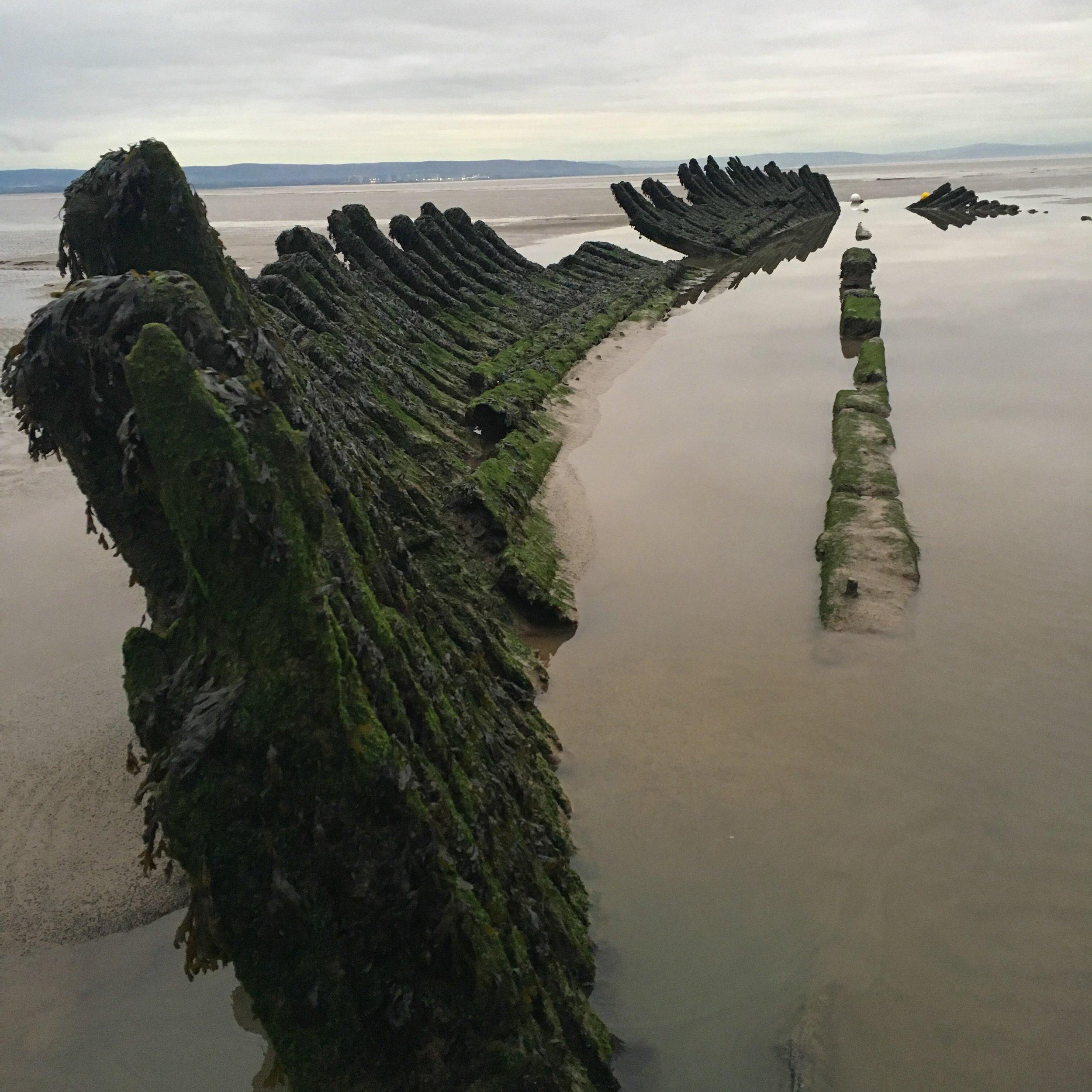 Berrow Wreck Bristol Channel United Kingdom.jpg