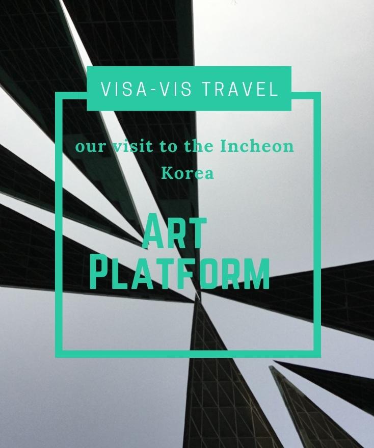 Visiting the Incheon Art Platform War Memorial Korea