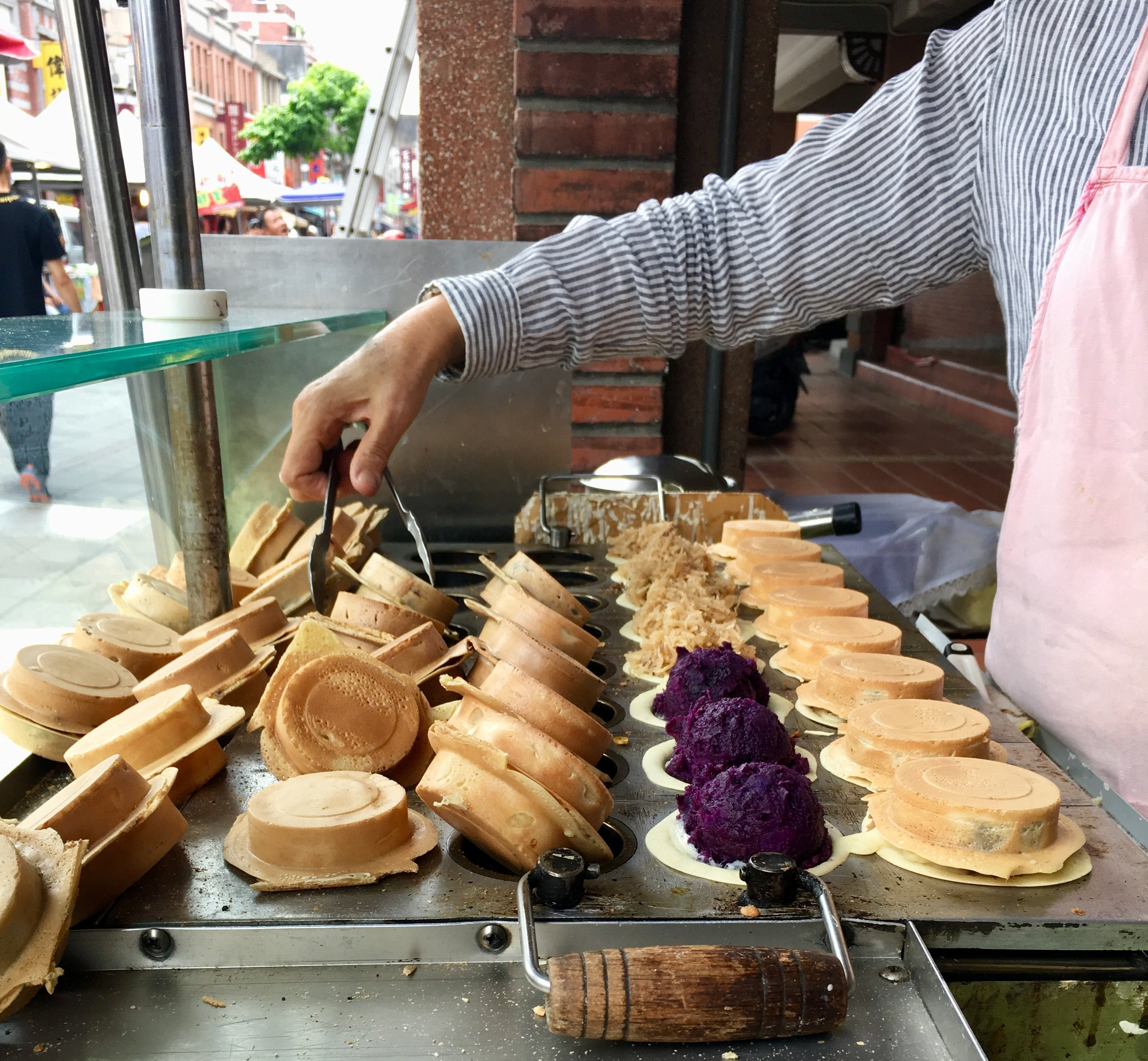 Taiwan has some of the best street food!